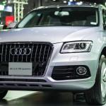 Vom VW Abgasskandal betroffener Audi Q5