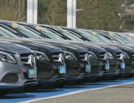 Fahrzeuge, die vom Mercedes Rückruf betroffen sind