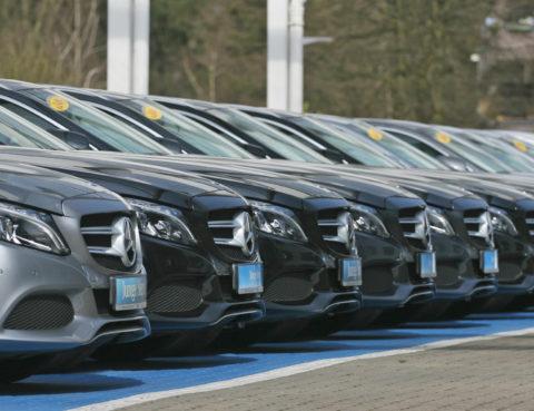 vom Mercedes Abgasskandal betroffen