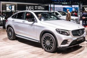 Auch der GLC 250 d ist vom Mercedes Rückruf betroffen