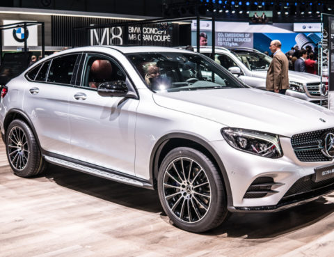 Betroffenes Mercedes Leasing Fahrzeug