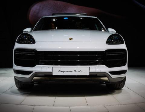 """Porsche Cayenne vom """"Abgasskandal"""" betroffen"""